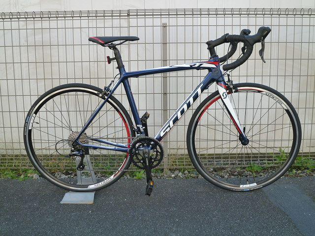 自転車の 自転車 おすすめ ブランド シティサイクル : 2015年 スコット CR1 30