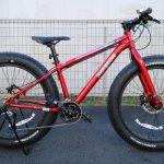 MONGOOSE ARGUS SPORT 極太タイヤの自転車です