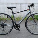 【通勤通学】普段使い用のクロスバイク置いてます① BRIDGESTONE TB1