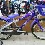 サンタさん自転車の用意はOKですか~?