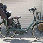 Panasonic ギュットアニーズ・F・DX 26インチタイヤの子供乗せアシスト自転車