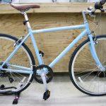 NESTO Classity-A  サイクリング『しない』人向きのクロスバイク