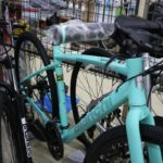 『油圧ディスクブレーキ』のクロスバイクありますよ! その③ Bianchi C-SPORT 2