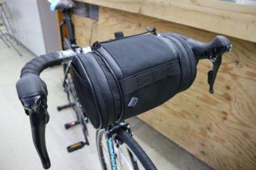有ると便利シリーズ その6  ロードバイクをリュック無しで走るなら・・・ ADEPT バードラムDLX