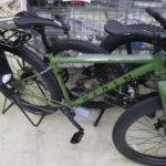 ツーリングバイクも置いてます その③ MARIN DONKY SE  特別仕様車