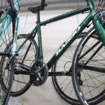 ロードバイクも置いてます その④ BASSO  IMOLA シマノ製パーツでビシッと決めたロードバイク