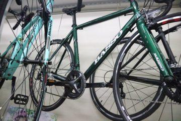 """<span class=""""title"""">ロードバイクも置いてます その④ BASSO  IMOLA シマノ製パーツでビシッと決めたロードバイク</span>"""