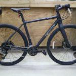 『油圧ディスクブレーキ』のクロスバイクありますよ! NESTO GAVEL FLAT