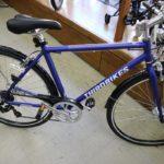 【通勤通学】普段使い用のクロスバイク置いてます③ THIRDBIKES FESWORK