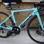 ロードバイクも置いてます その⑦ BIANCHI  SPRINT 105 ※2020年モデル特価!販売価格は店頭にて!