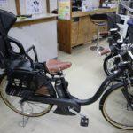 【乗せる期間が】子供乗せ電動アシスト自転車のご提案【あとちょっとなら】