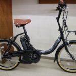 【小径電動アシスト自転車】YAMAHA PAS CITY-C 2021モデル入荷しました