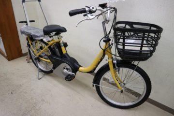 "<span class=""title"">YAMAHA PAS SION-U 20インチ ゆっくり走る方向けの電動アシスト自転車です</span>"