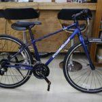 KhodaaBloom RAIL ACTIVE  エスケープやミストラルに匹敵する新作クロスバイク